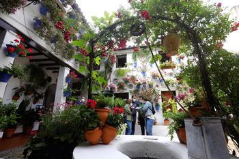 Uno de los 50 espacios que podrán visitarse con motivo de la fiesta del  mes de las flores.