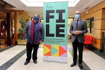 Presentación de la primera edición de FILE.