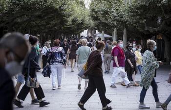 18 positivos en el sexto día seguido sin muertes en Burgos