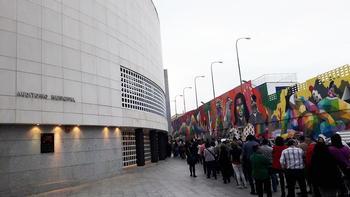 Adjudicadas por 120.000 euros las mejoras en el auditorio