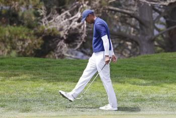 Tiger Woods, hospitalizado tras sufrir un accidente de tráfi