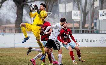 Aplazado el play off de ascenso en Tercera