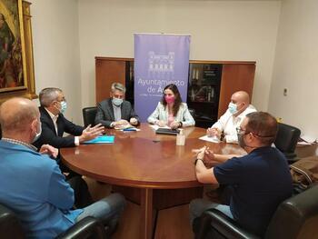 «Esperanzadora» reunión entre empresarios de Vico, XAV y C´s