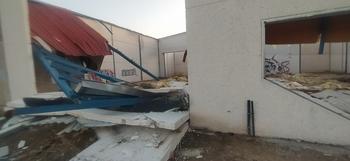 Barcience denuncia el mal estado de 22 naves por los robos