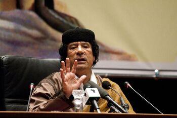 Se cumple una década de la ejecución de Gadafi