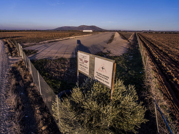 Skydweller adjudica las obras del aeródromo de Valdepeñas