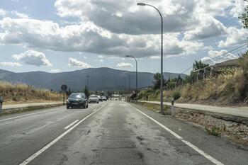Las obras en la Carretera de La Granja comienzan hoy