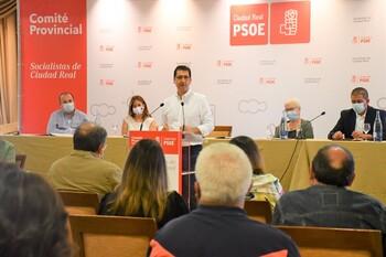 El PSOE de la provincia inicia hoy la recogida de avales