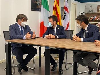 Aragonès: 'La represión del Estado español continúa'
