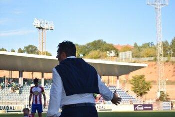 Becker cree que el Torrijos mereció ganar en Guadalajara