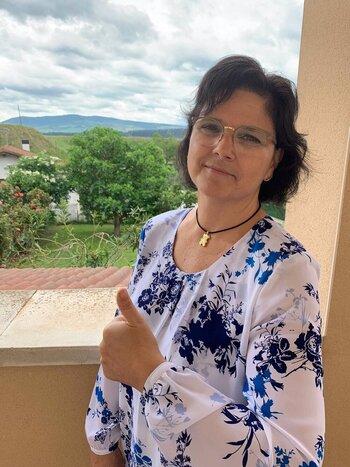 Cristina Mondragón, nueva presidenta de Cocemfe Navarra