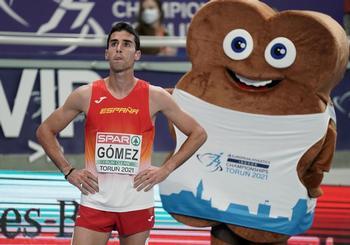 Jesús Gómez e Ignacio Fontes inauguran el medallero