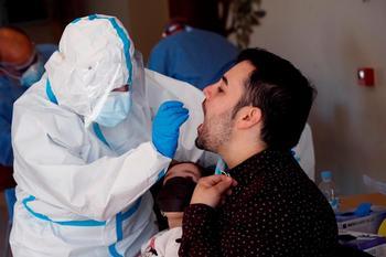 La incidencia acumulada en España supera los 200 casos