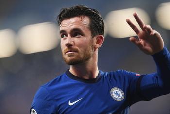 Ben Chilwell, de 23 años, milita en el Chelsea.