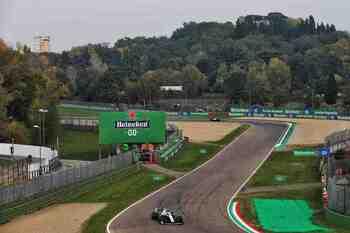 El GP de Imola seguirá en la Fórmula Uno hasta 2025