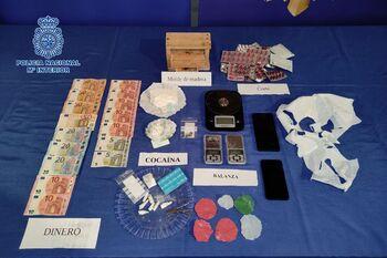 Desarticulan un grupo criminal dedicado a tráfico de cocaína