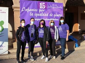 Marcha Solidaria por la Igualdad en Infantes