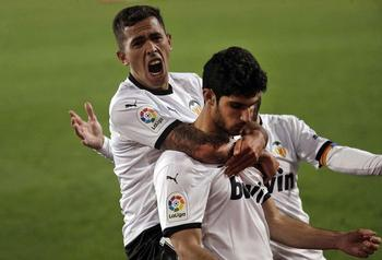 Guedes da aire al Valencia