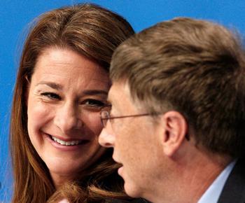Bill y Melinda Gates se separan tras 27 años de matrimonio