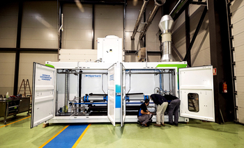 Primer paso de Hiperbaric en el mercado global del hidrógeno
