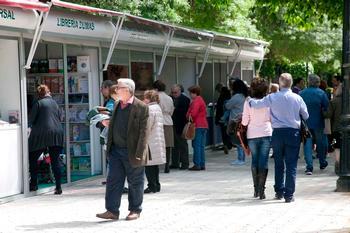 La 'Feria del Libro' será del 28 de mayo al 6 de junio