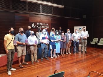 Vinos de San Asensio y Alfaro ganan el concurso Cosecheros