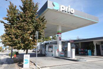 La gasolina marca precios máximos desde septiembre de 2013
