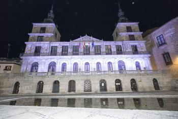 El edificio del Ayuntamiento pasa un chequeo