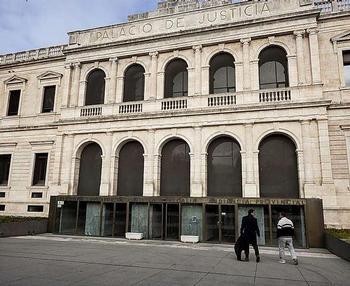 El juicio se celebró en la Audiencia Provincial de Burgos.