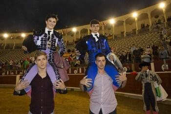 Tristán Barroso sobresale en Albacete
