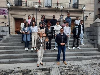 18 jóvenes concluyen la Escuela Taller Hostelería de Tudela