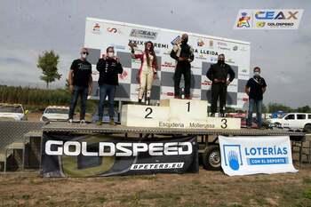 Víctor Álvarez consigue en Lleida su cuarto título nacional