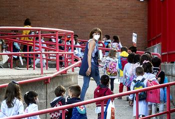 Inician las clases sin la limpieza municipal extra por covid
