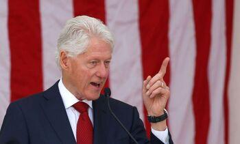 Hospitalizado el expresidente Bill Clinton por una infección