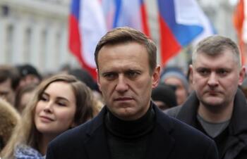 Navalni, premio Sájarov 2021 a la libertad de conciencia