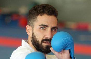 Derrota de Matías Gómez en el primer combate
