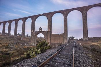 450 años del acueducto del Padre Tembleque en México