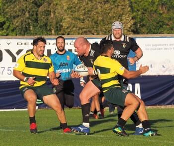 Doble victoria para Castilla y León Iberians Rugby