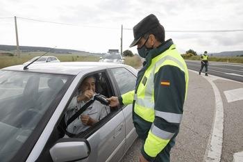 Tráfico intensifica el control de alcohol y droga al volante