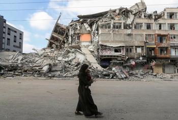 Los enfrentamientos entre Gaza e Israel siguen sin tregua
