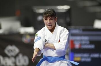 Sandra Sánchez vuelve a la competición en Moscú