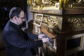 La Merced acoge el recital final del concurso de órgano