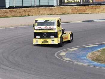 El Paños Team competirá en el Nacional de Camiones