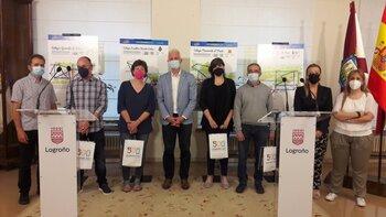 El alcalde entrega los diplomas de 'Metrominuto Escolar'