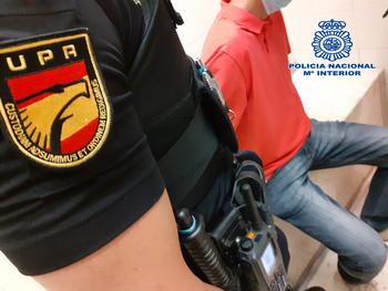 Tres ciudadanos impiden un robo con violencia en Logroño