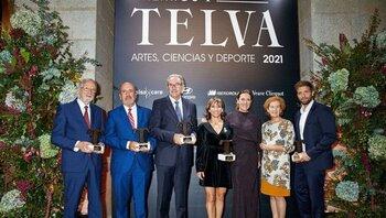 Sandra Sánchez recibe el Premio Telva al Deporte