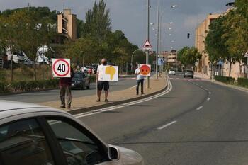 Critican el incumplimiento de los límites de velocidad