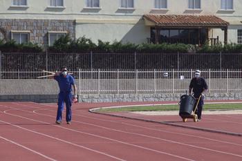Una veintena de proyectos de instalaciones deportivas