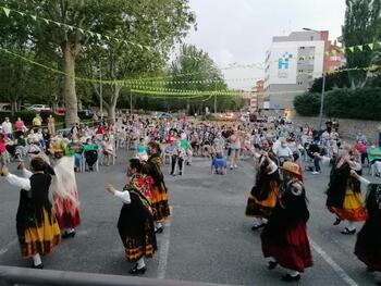 La Muestra de Folklore acerca las tradiciones a Ávila