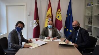 Firman un acuerdo por el centenario de los Depósitos del Sol